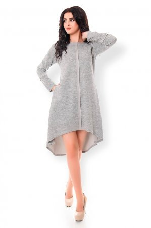 Velurs. Стильное и теплое платье из ангоры-софт. Артикул: 1133