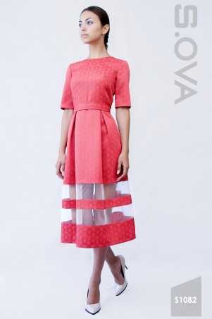 S.OVA: Платье S1082 - главное фото