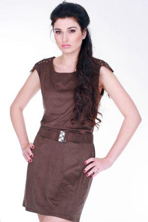 GHAZEL: Платье Амазонка зам 10200 - главное фото