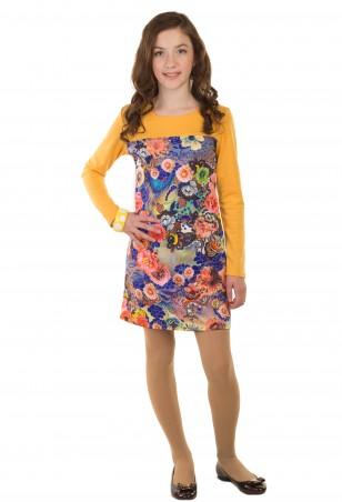 Tashkan: Платье Осень 1266 - главное фото