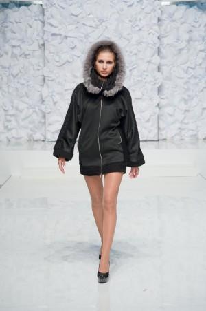 Bazhani: Пальто Тундра - главное фото
