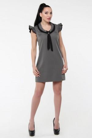 GHAZEL: Платье Галстук 10384 - главное фото