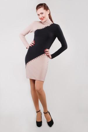 GHAZEL: Платье Модерн 01344 - главное фото