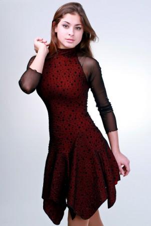 GHAZEL: Платье Реглан 10127 - главное фото