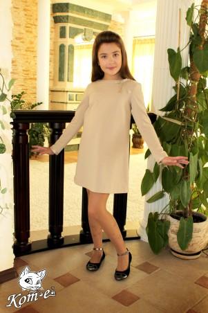 Kot-e: Платье с бантиком 7090 - главное фото