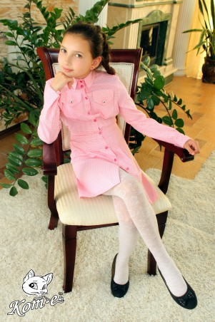 Kot-e: Платье-рубашка 7098-2 - главное фото