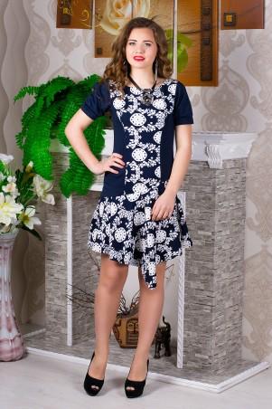 Olis-Style: Платье Ирма - главное фото