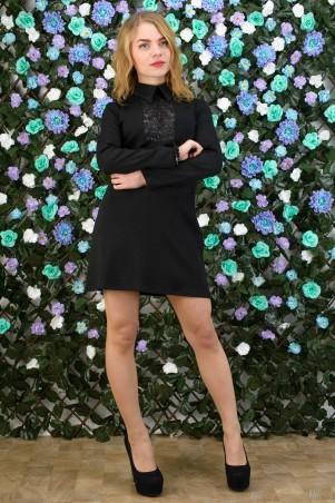 """5.3 Mission: Платье """"Beckham-2"""" с длинным рукавом DV-5346 - главное фото"""