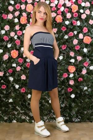 5.3 Mission: Платье Iswag из эко-кожи DV-5349 - главное фото