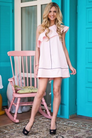 "SK HOUSE: Платье ""Marmalade"" 2027 - главное фото"