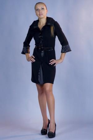 GHAZEL: Платье Тюльпан 10154 - главное фото