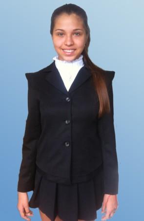 Kot-e: Пиджак для девочки 7111 - главное фото