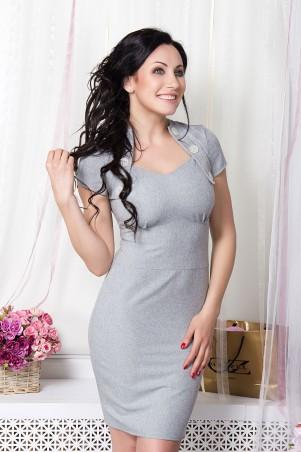 GHAZEL: Платье Кристина Лен 10080/1 - главное фото