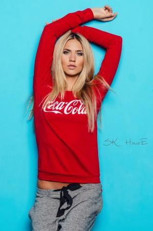 "SK HOUSE: Свитер ""Coca-cola"" 1173 1173 - главное фото"