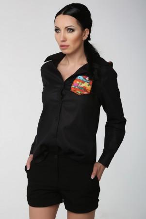 GHAZEL: Рубашка Дольче 11008/1 - главное фото
