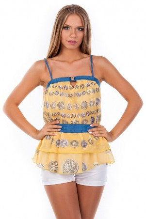 Modus: Блуза-Топ «Сальма» 1099 - главное фото