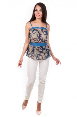 Modus: Блуза-Топ «Сальма» 1100 - главное фото