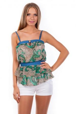 Modus: Блуза-Топ «Сальма» 1101 - главное фото