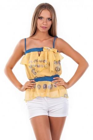 Modus: Блуза-Топ «Мидина» 1104 - главное фото