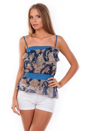 Modus: Блуза-Топ «Мидина» 1105 - главное фото