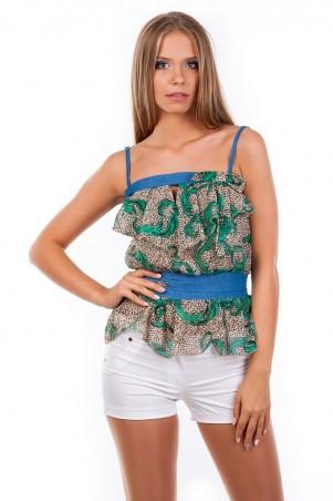 Modus: Блуза-Топ «Мидина» 1106 - главное фото