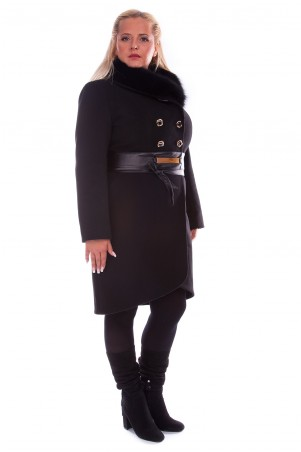 Modus: Пальто «Кураж 96 Donna Зима» 1812 - главное фото