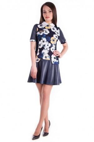 Modus: Платье «Бренда Жаккард» 2546 - главное фото
