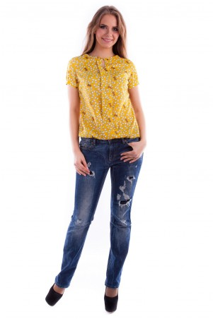 Modus: Блуза «Тина Шелк» 3080 - главное фото