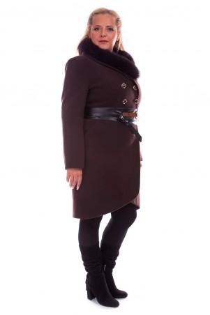 Modus: Пальто «Кураж 96 Donna Зима» 4088 - главное фото