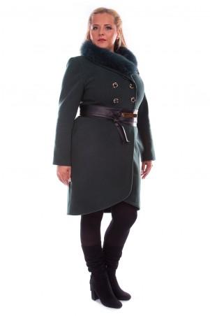 Modus: Пальто «Кураж 96 Donna Зима» 4089 - главное фото