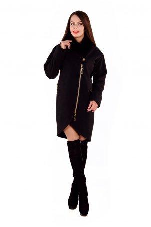 Modus: Пальто «Бьорк Зима Песец Лайт» 4311 - главное фото