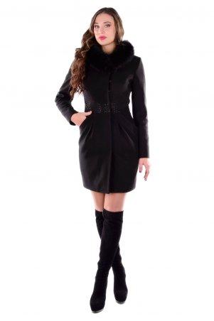 Modus: Пальто «Сана Зима Песец Турция» 4392 - главное фото
