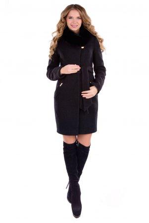 Modus: Пальто «Хейли Шерсть Зима Песец» 4640 - главное фото