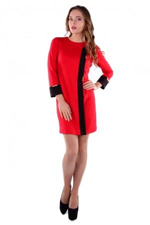 Modus: Платье «Лайма Комби Соты» 4746 - главное фото