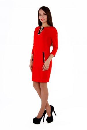 Modus: Платье «Живанши Дайвинг Креп» 4329 - главное фото