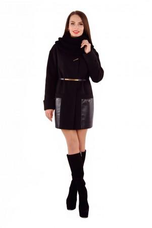 Modus: Пальто «Акра Зима Песец» 4371 - главное фото