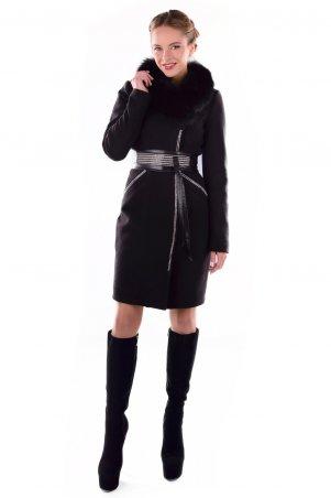 Modus: Пальто «Испаньола Зима Песец Турция Элит» 4569 - главное фото