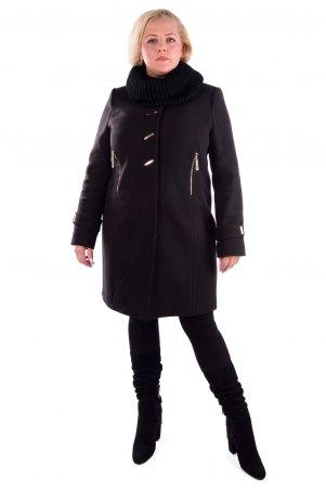 Modus: Пальто «Палермо Donna Хомут Зима» 5261 - главное фото