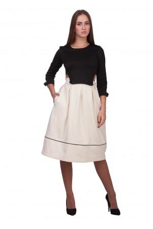 Lilo: Платье- колокол- трансформер с вырезами по бокам 01856 - главное фото