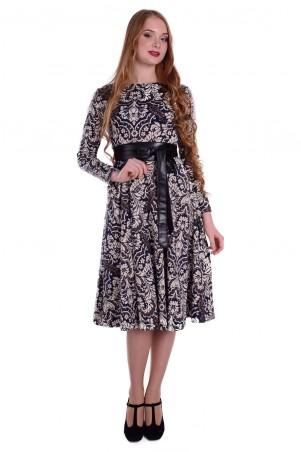 Modus: Платье «Карен Лайт Принт Франц Люрекс» 5780 - главное фото