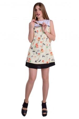 Modus: Платье «Атланта Принт Креп Шифон» 5970 - главное фото