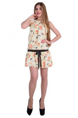 Modus: Платье «Felicia Принт Креп Шифон» 5925 - главное фото