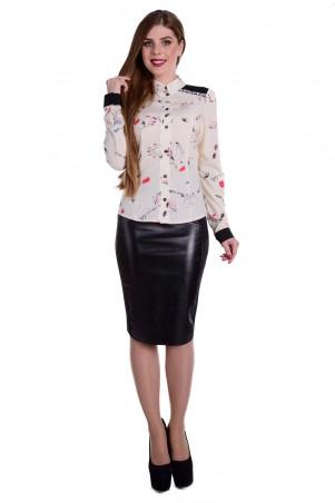 Modus: Блуза «Morana Принт Креп Шифон» 6002 - главное фото