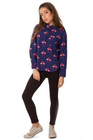 Tashkan: Рубашка Фламинго 1420 - главное фото