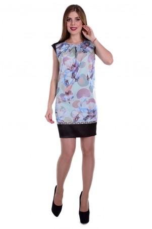 Modus: Платье «Вилмар Принт Шифон Атлас» 6058 - главное фото