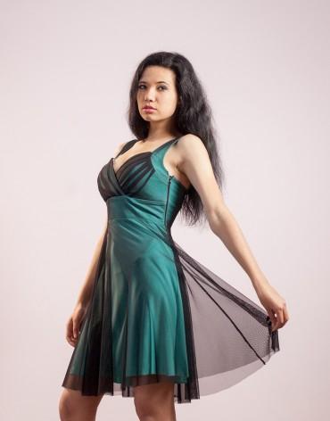 Salma: Платье Лилия-мини - главное фото