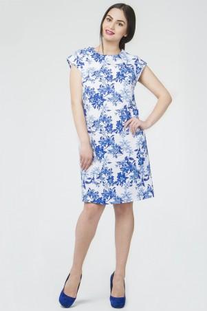 GHAZEL: Платье Барвинок 11187 - главное фото