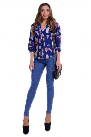 Modus: Блуза «Этель Вискоза Принт» 6069 - главное фото