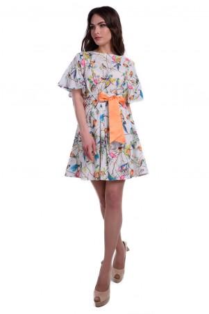 Modus: Платье «Барберри Шифон Принт Стрейч» 6190 - главное фото