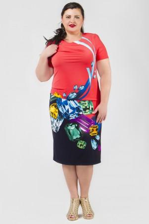 GHAZEL: Платье Камила 11202 - главное фото